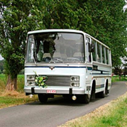 Autocarbedrijf Robby Cars - Huwelijksceremonie