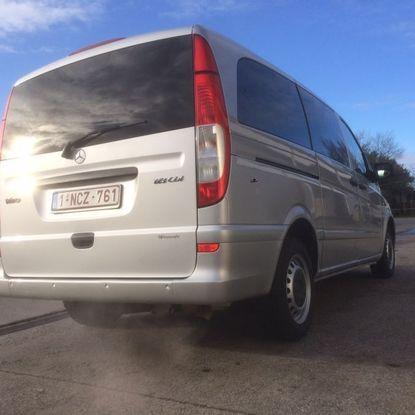 Autocarbedrijf Robby Cars - Verhuur Minibus