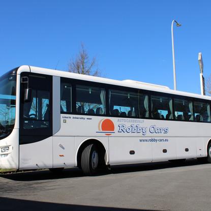 Autocarbedrijf Robby Cars - Autocars - MAN Intercity