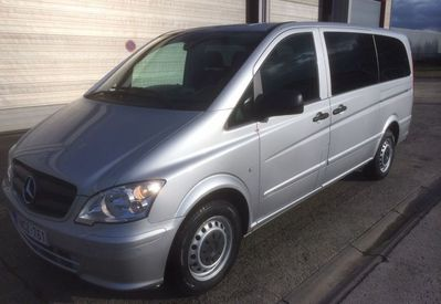 Autocarbedrijf Robby Cars - Eeklo - Minibus verhuur